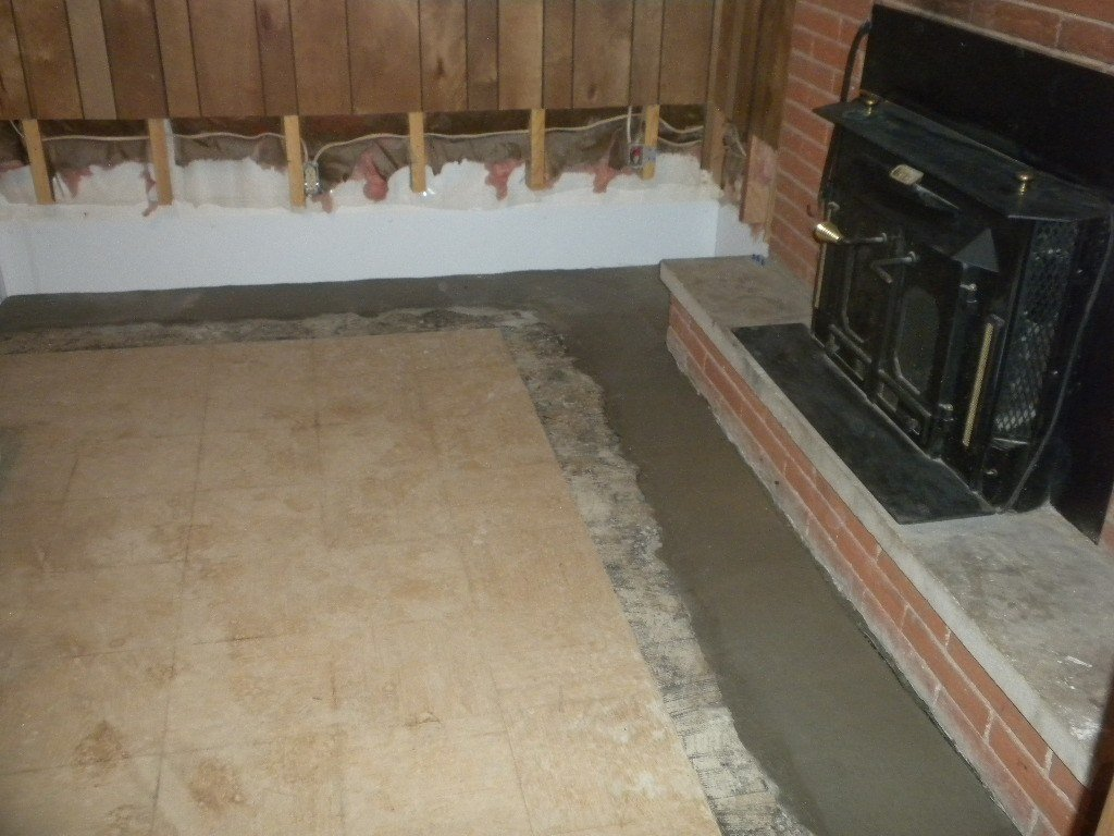 Interior Waterproofing Southerndry Alabama Basement Company
