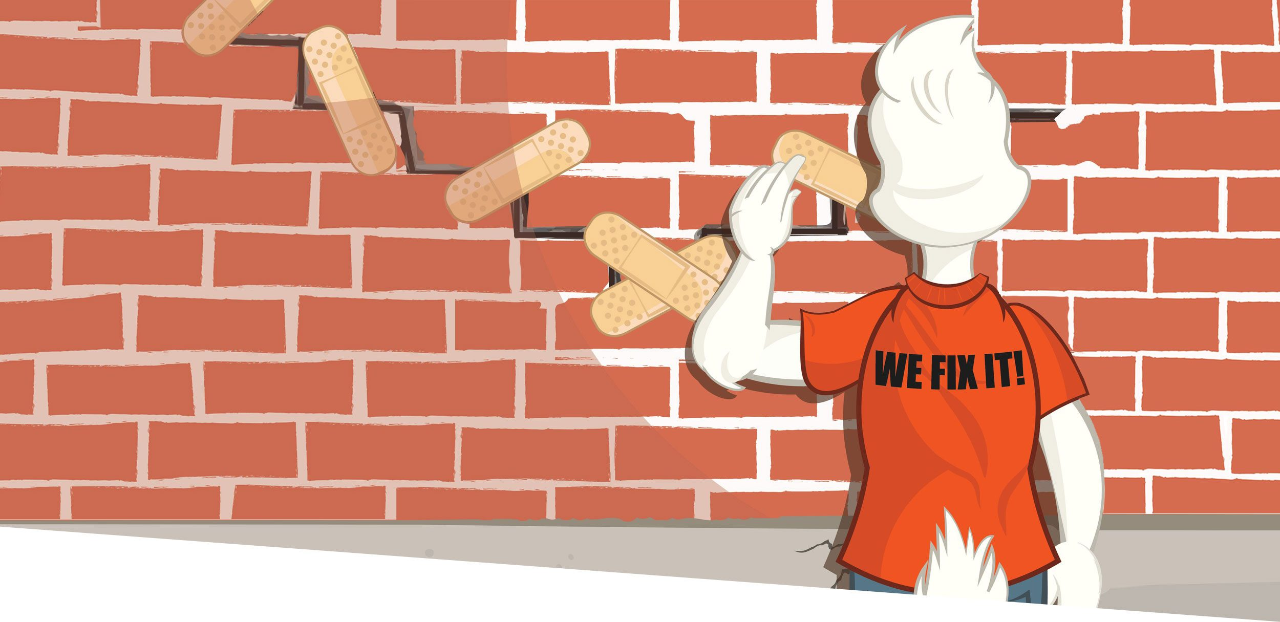 foundation settlement causes cracks